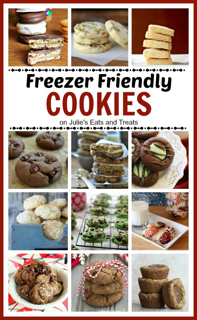 Freezing Christmas Cookies  1000 ideas about Freezer Cookies on Pinterest