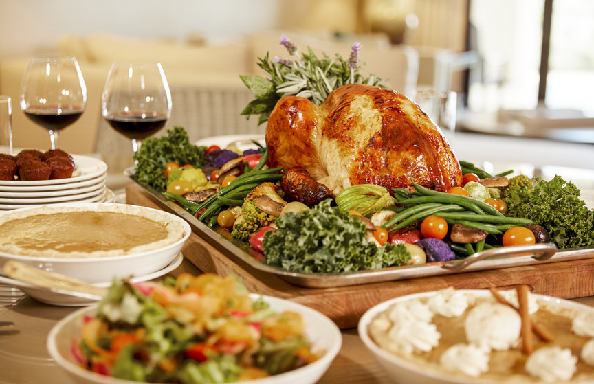 Fresh Market Thanksgiving Dinner 2019  Thanksgiving Buffet At Cane & Canoe MENU Magazine