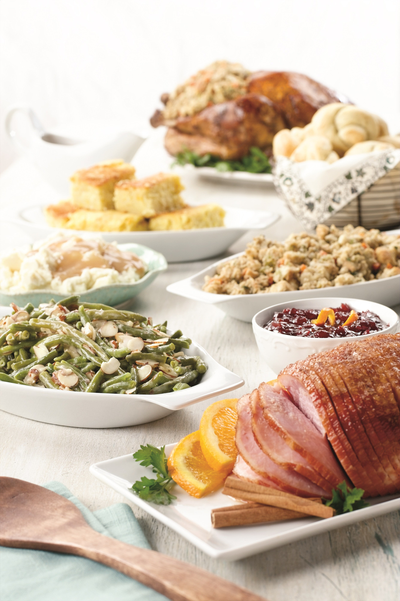 Fresh Market Thanksgiving Dinners  The Fresh Market Provides Holiday Meal Options for an