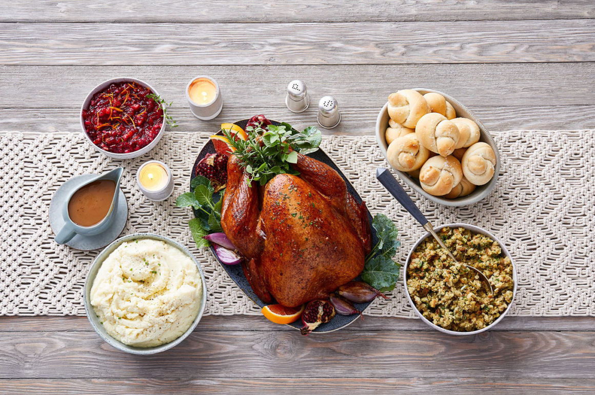 Fresh Market Thanksgiving Dinners  This Thanksgiving include The Fresh Market