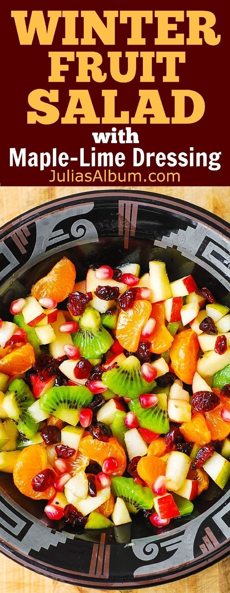 Fruit Salads Thanksgiving  1000 ideas about Thanksgiving Fruit on Pinterest