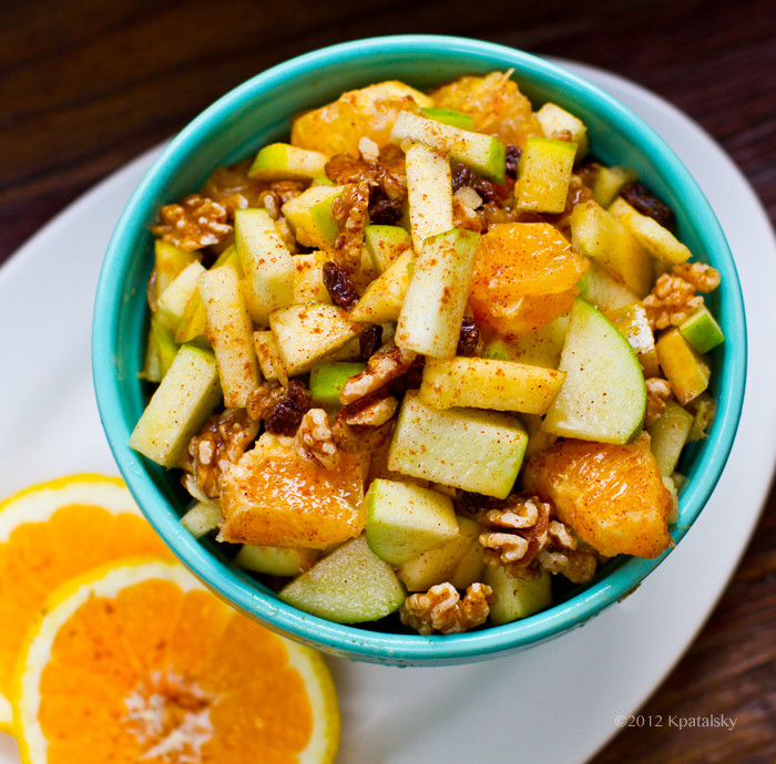 Fruit Salads Thanksgiving  Thanksgiving Recipe Round up Prepare to Drool Time to