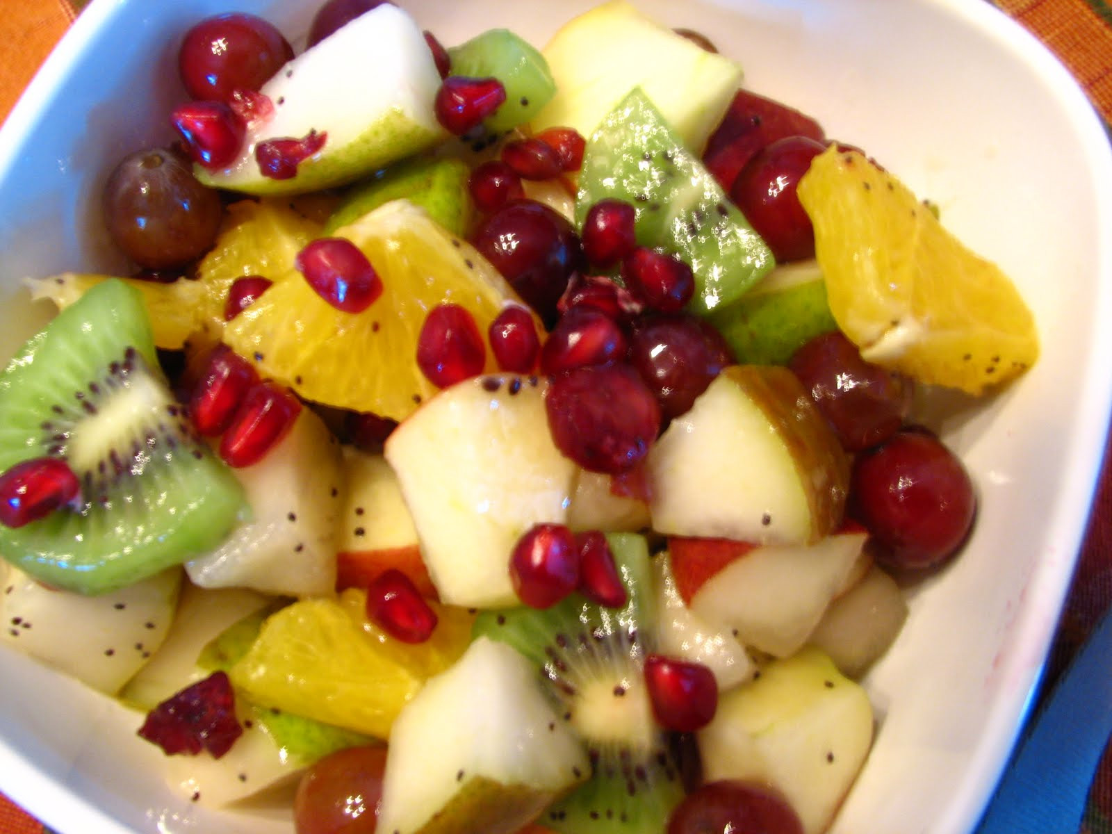 Fruit Salads Thanksgiving  Lynda s Recipe Box Are you ready for Thanksgiving
