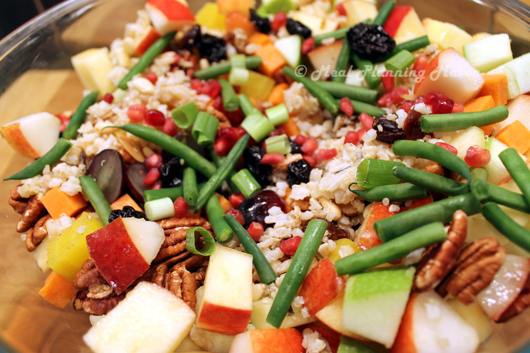 Fruit Salads Thanksgiving  Recipes for Thanksgiving Leftovers Featuring a Fantastic Salad