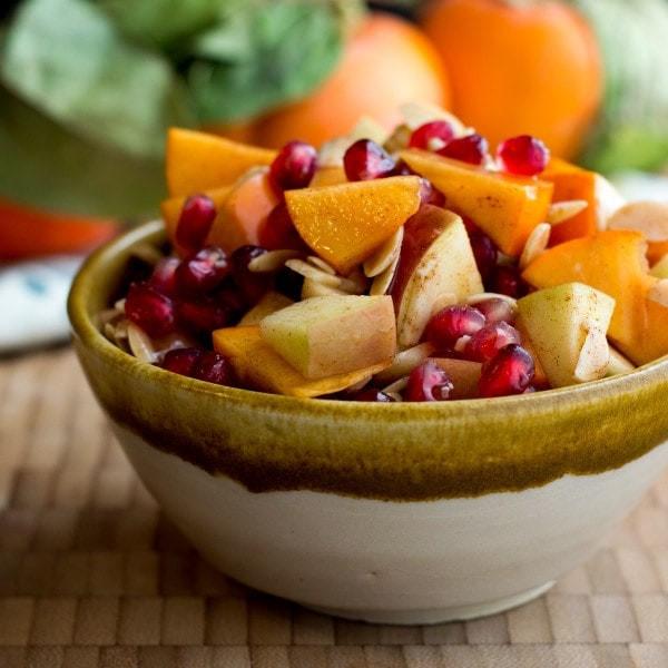 Fruit Salads Thanksgiving  Thanksgiving Fruit Salad