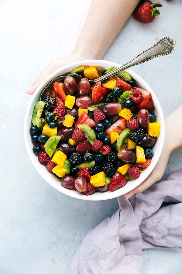 Fruit Salads Thanksgiving  35 Best Thanksgiving Side Dishes