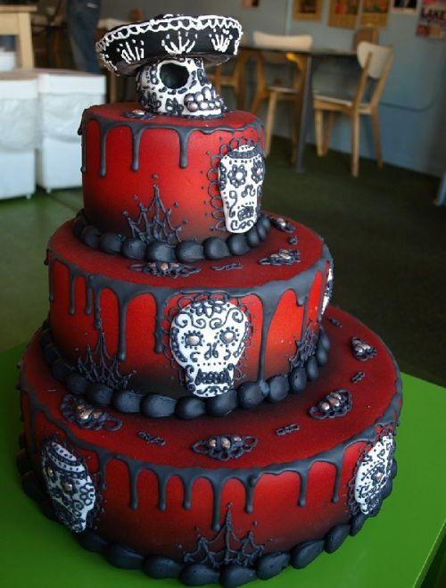 Fun Halloween Cakes  Cake birthday ideas Cake birthday party Cake birthday