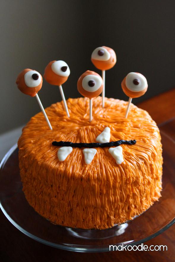 Fun Halloween Cakes  13 DIY Spooky Halloween Party Ideas