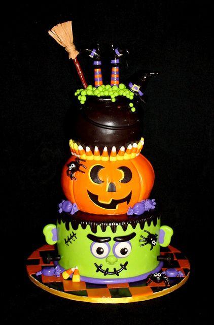 Fun Halloween Cakes  Halloween Cake Ideas The Xerxes