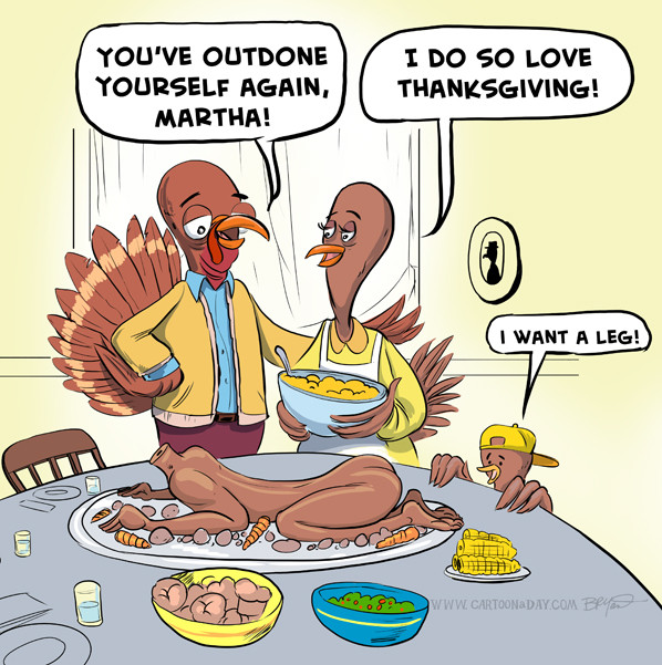 Funny Thanksgiving Turkey  ENDED O2PUR time Thanksgiving Black Friday Cyber
