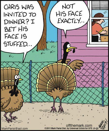 Funny Thanksgiving Turkey  Funny Thanksgiving ic Quote s and