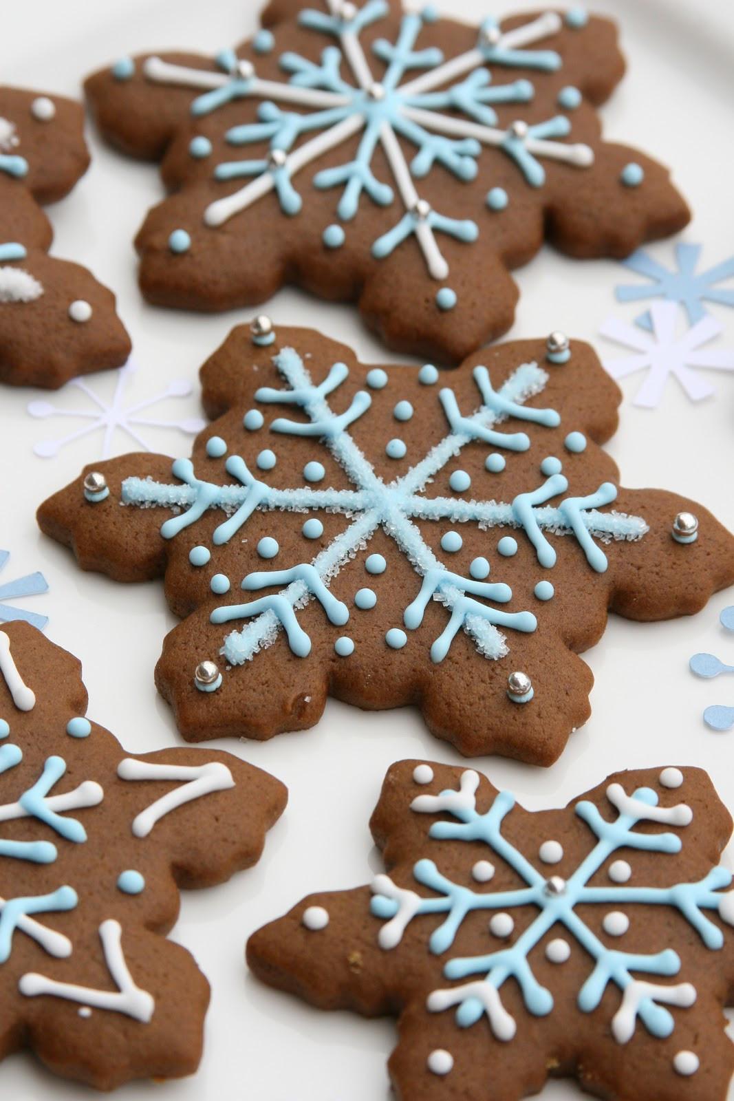 Ginger Bread Christmas Cookies  Gingerbread Cookies Recipe – Glorious Treats