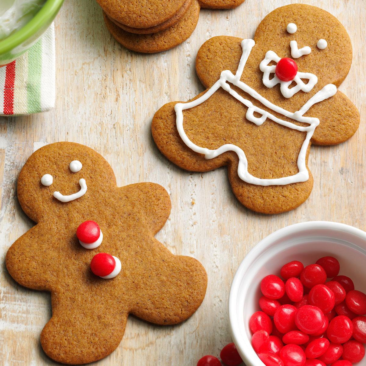 Ginger Bread Christmas Cookies  Swedish Gingerbread Cookies Recipe