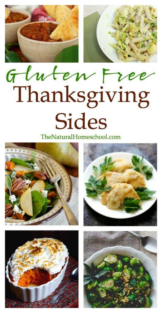 Gluten Free Thanksgiving Sides  Gluten Free Recipes Desserts The Natural Homeschool