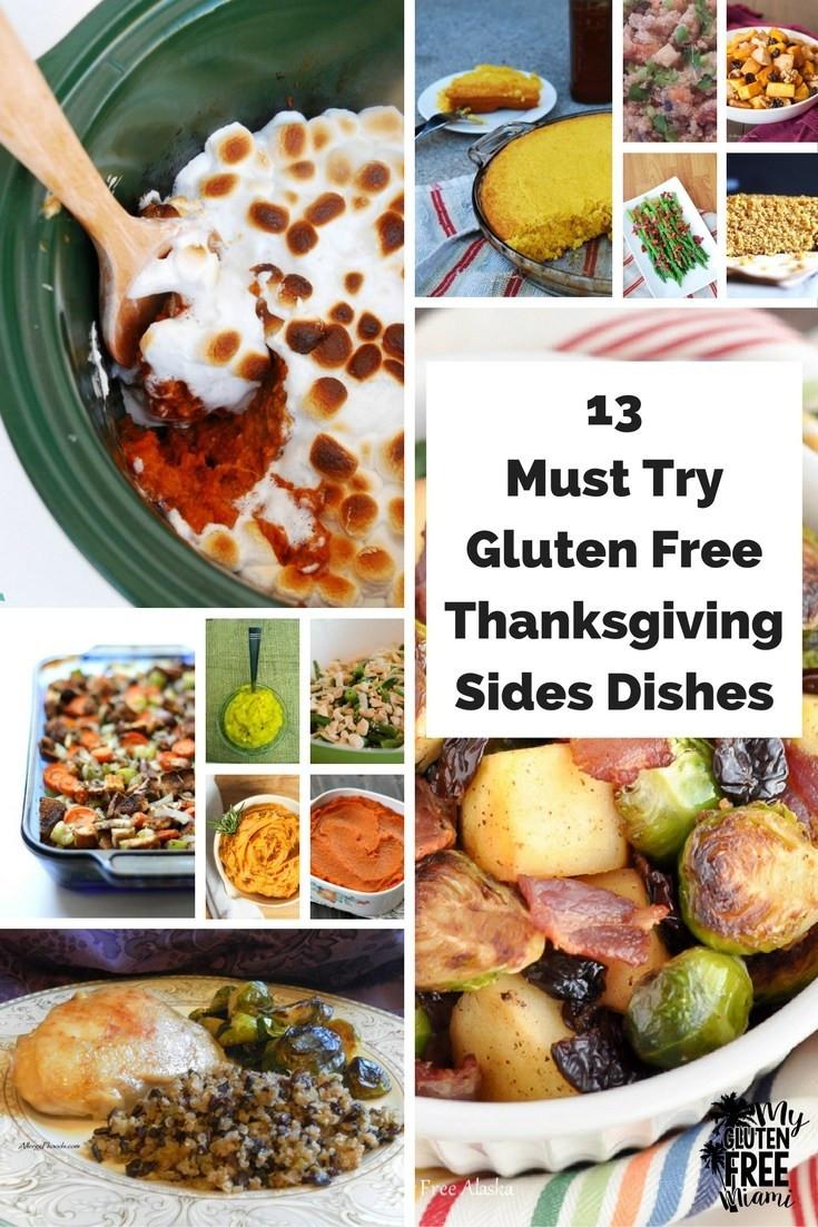 Gluten Free Thanksgiving Sides  13 Must Try Gluten Free Thanksgiving Side Dishes