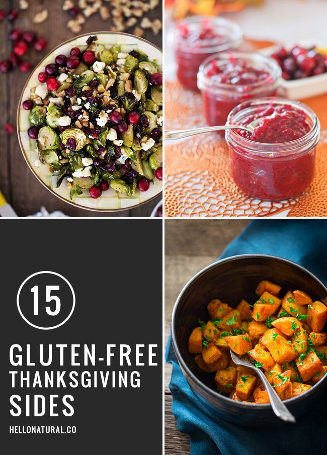 Gluten Free Thanksgiving Sides  16 best images about Gluten free Thanksgiving on Pinterest