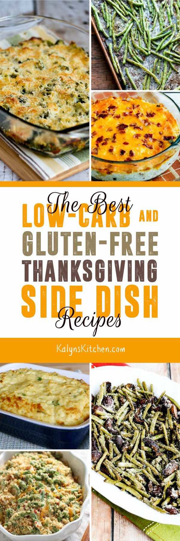 Gluten Free Thanksgiving Sides  The BEST Low Carb and Gluten Free Thanksgiving Side Dish