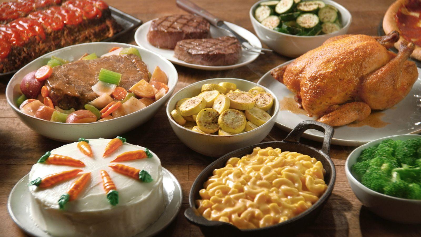 Golden Corral Thanksgiving Dinner To Go  Golden Corral Menu Nutritional Information – Besto Blog