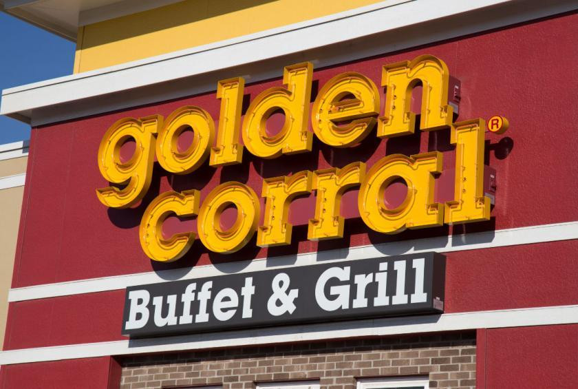 Golden Corral Thanksgiving Dinner To Go  18 Chain Restaurants That Will Be Serving Thanksgiving