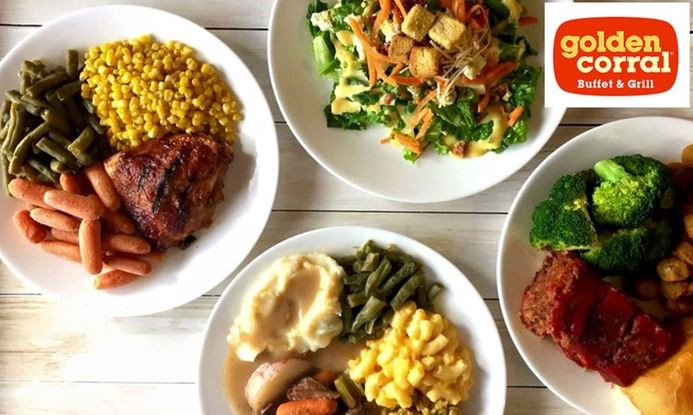 Golden Corral Thanksgiving Dinner To Go  Golden Corral Menu Prices Business Hours & Locations Near Me