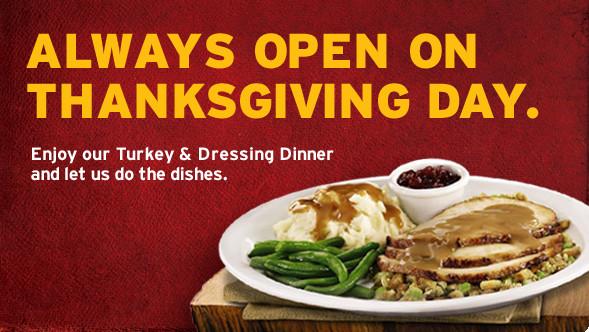 Golden Corral Thanksgiving Dinner To Go  Top 11 Thanksgiving Restaurant Dinner Deals