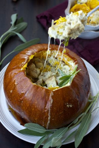 Gourmet Vegetarian Thanksgiving Recipes  Ve arian Thanksgiving entree The Bojon Gourmet Leek