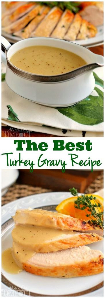 Gravy Thanksgiving Side Dishes  Favorite Holiday Side Dishes landeelu