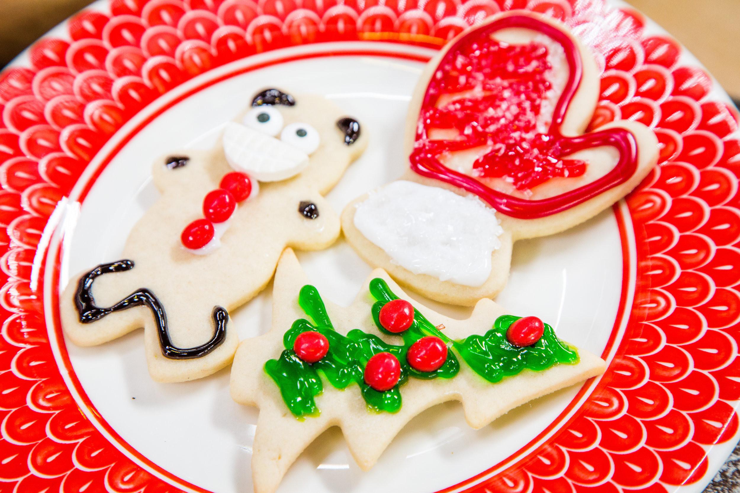 Hallmark Christmas Cookies  Christmas Sugar Cookies
