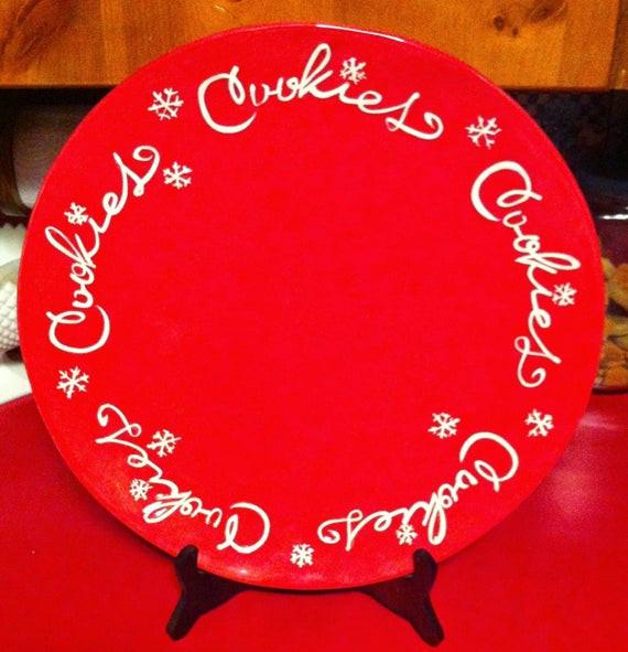 Hallmark Christmas Cookies  Hallmark Christmas Cookie Platter by thechickencooptoo on Etsy