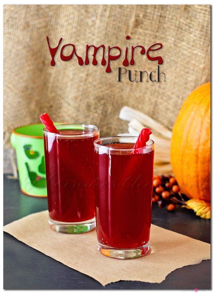 Halloween Alcohol Drinks  13 Spooky Halloween Treats For Your Next Halloween Party