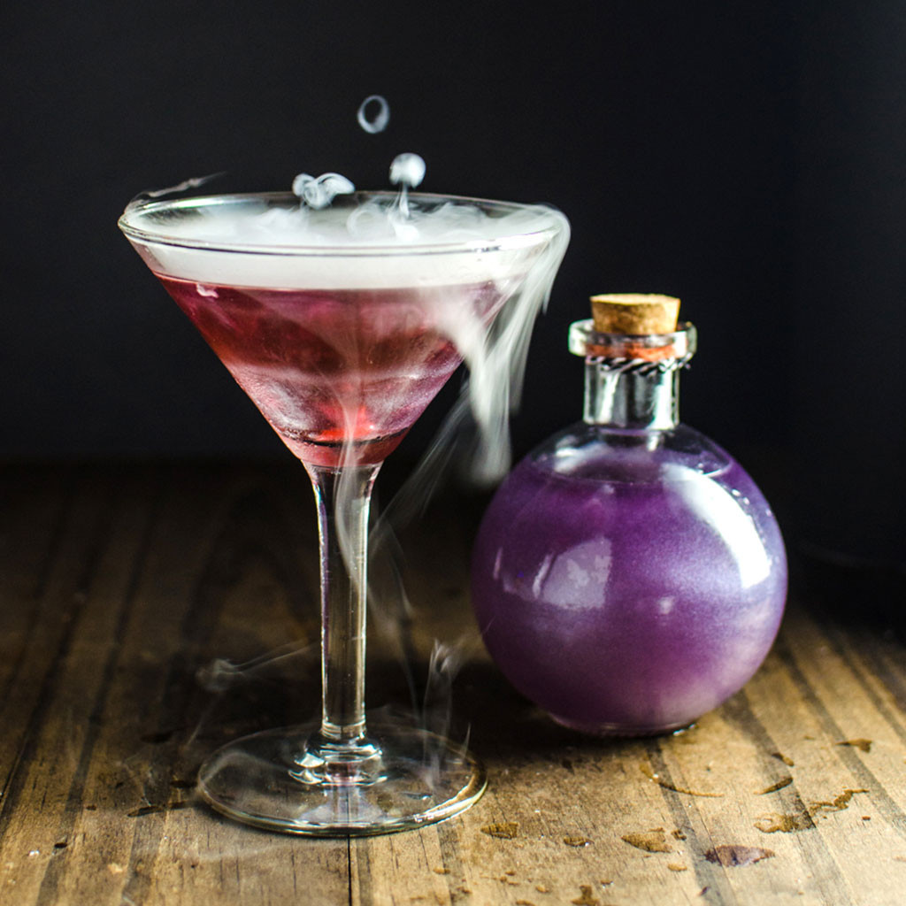 Halloween Alcoholic Drinks Recipes  These Creepy Halloween Drinks Will Have You Saying 'Booyah
