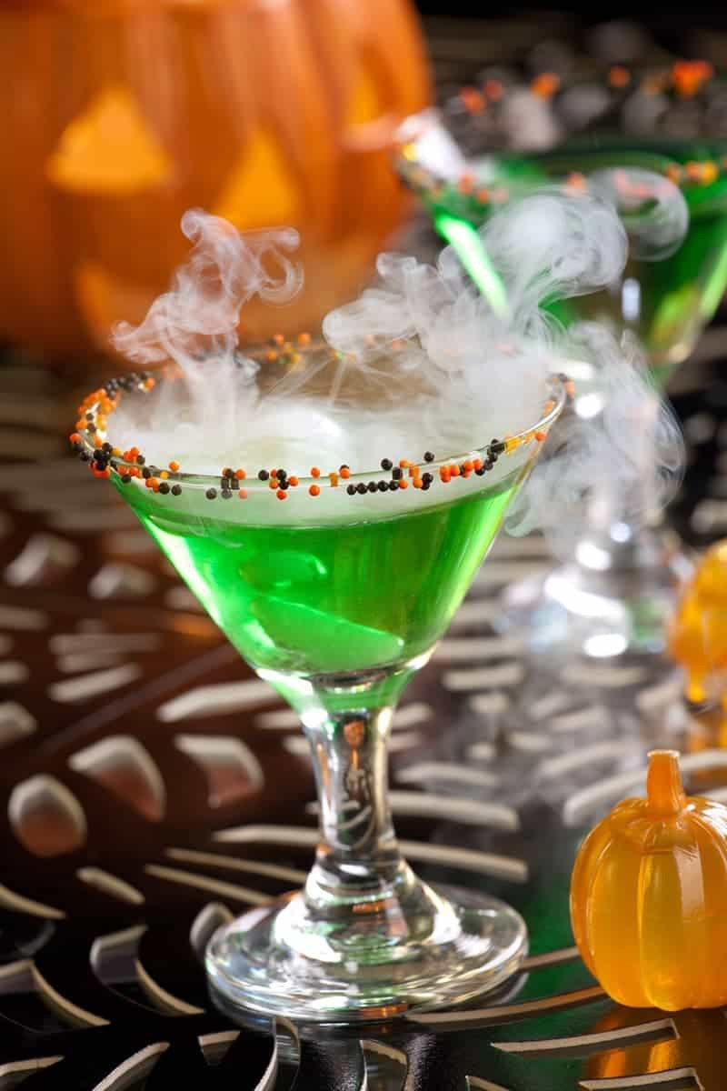 Halloween Alcoholic Drinks Recipes  Spooktacular Halloween Cocktails 730 Sage Street