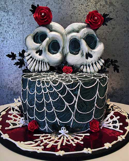 Halloween Birthday Cake Ideas  Cake birthday ideas Cake birthday party Cake birthday