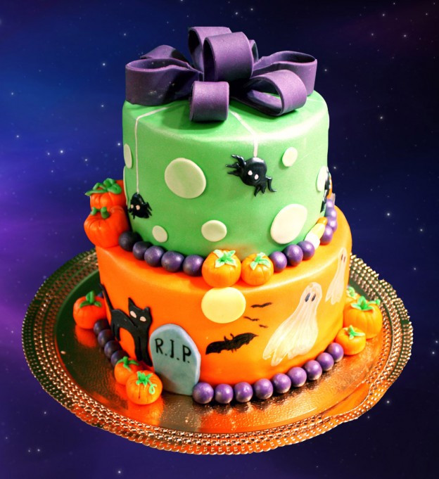 Halloween Birthday Cake Ideas  Halloween Cakes Cathy