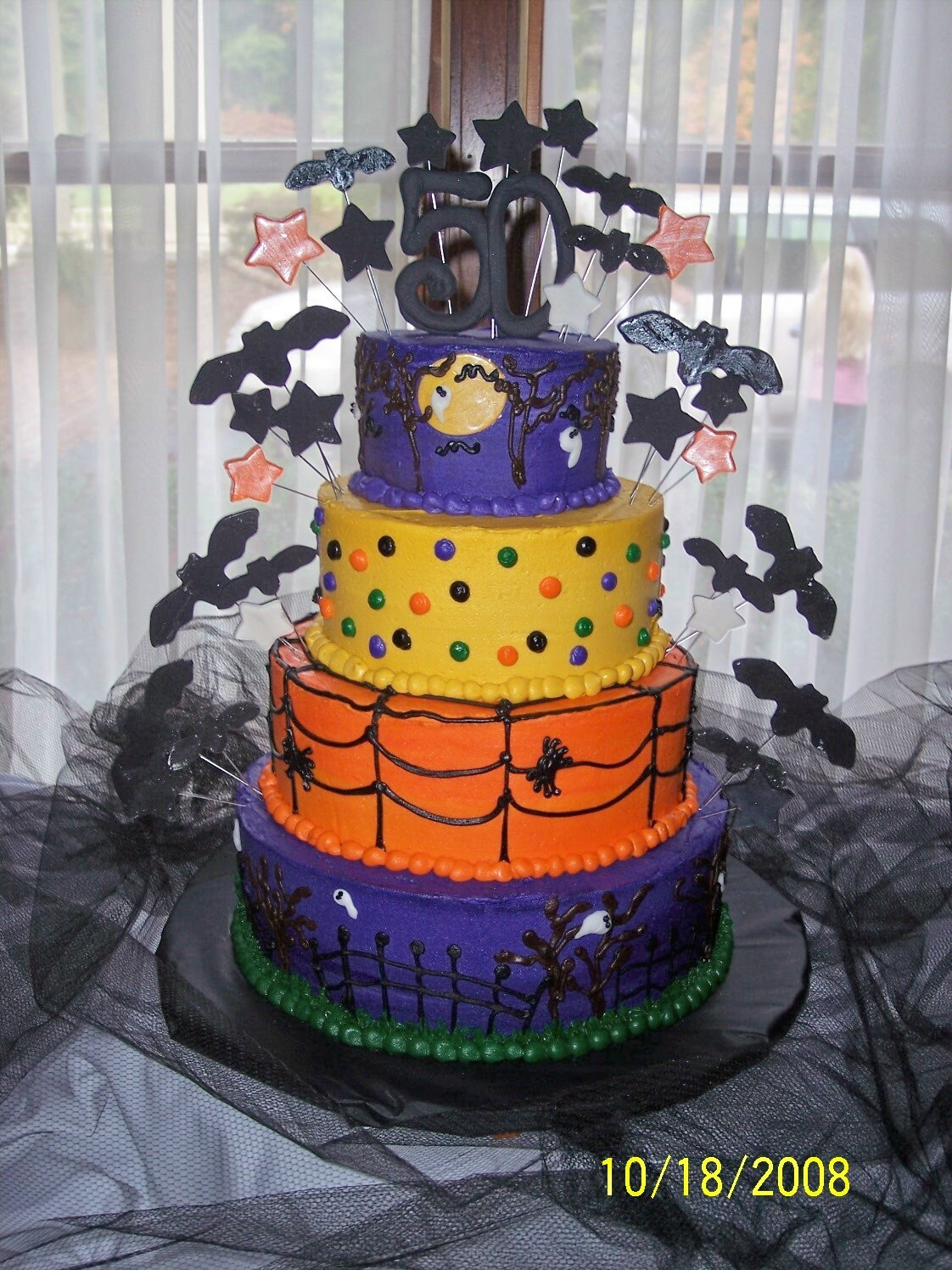 Halloween Birthday Cupcakes  Cakes by Amy
