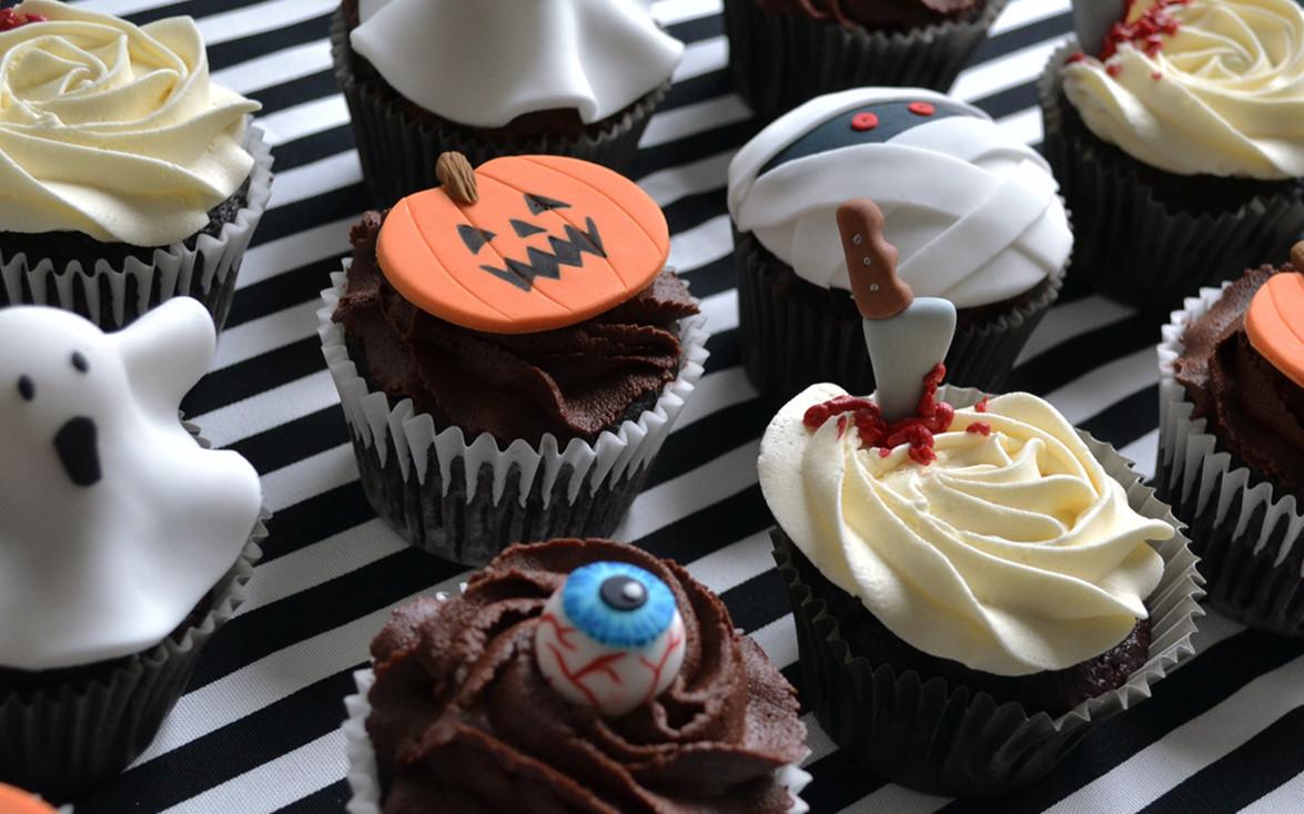 Halloween Birthday Cupcakes  Halloween Party Cupcakes Bespoke Celebration Cakes Treats