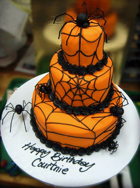 Halloween Birthday Cupcakes  DIY Halloween Cake Ideas Party XYZ