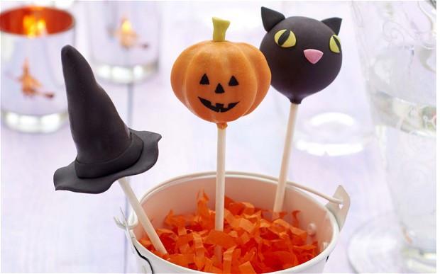 Halloween Cake Pops Recipe  Halloween scary cake pops recipe Telegraph