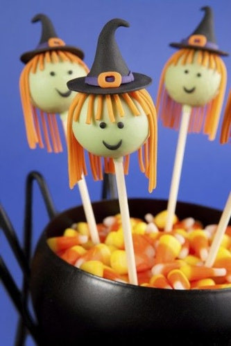 Halloween Cake Pops Recipe  15 Spooky Cake Pops You Have to DIY This Halloween 10 M