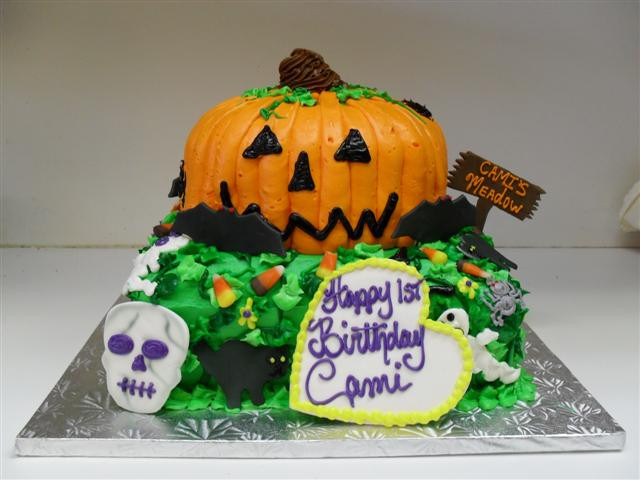 Halloween Cakes For Kids  Halloween Cupcakes Cakes and Halloween Cake Pops Ideas
