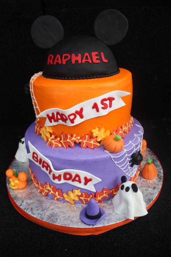 Halloween Cakes For Kids  Best 25 Scary halloween cakes ideas on Pinterest