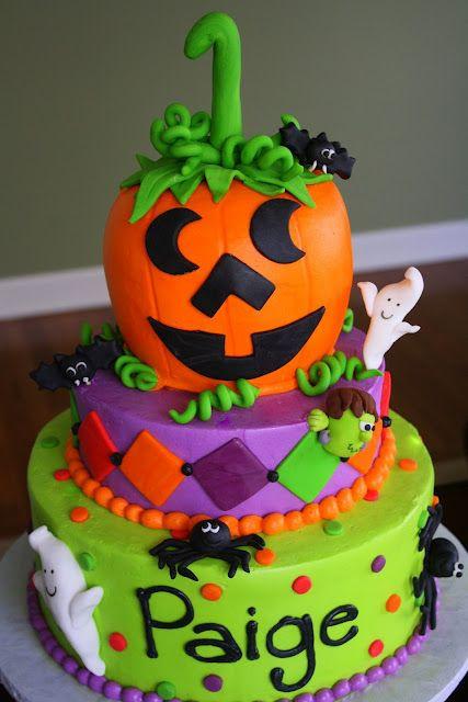 Halloween Cakes For Kids  Pinterest • The world's catalog of ideas