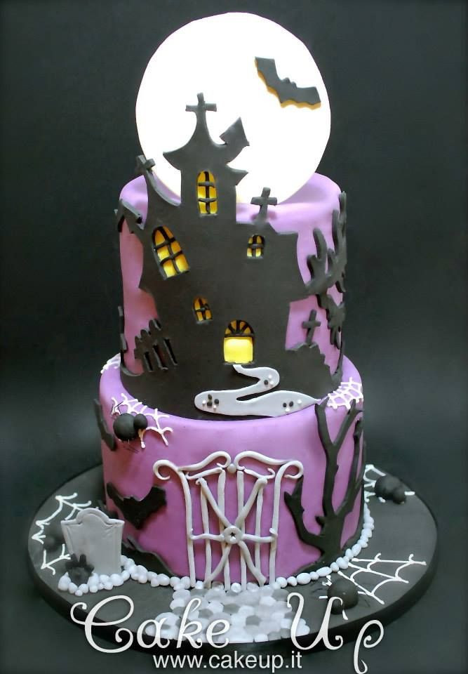 Halloween Cakes Pinterest  17 Best images about Halloween Cakes on Pinterest