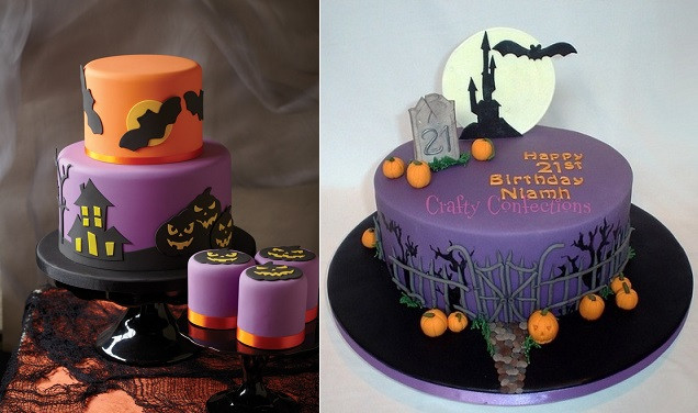 Halloween Cakes Pinterest  halloween cakes pinterest