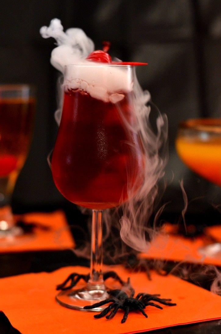 Halloween Cocktail Drinks  Best 25 Halloween drinks ideas on Pinterest