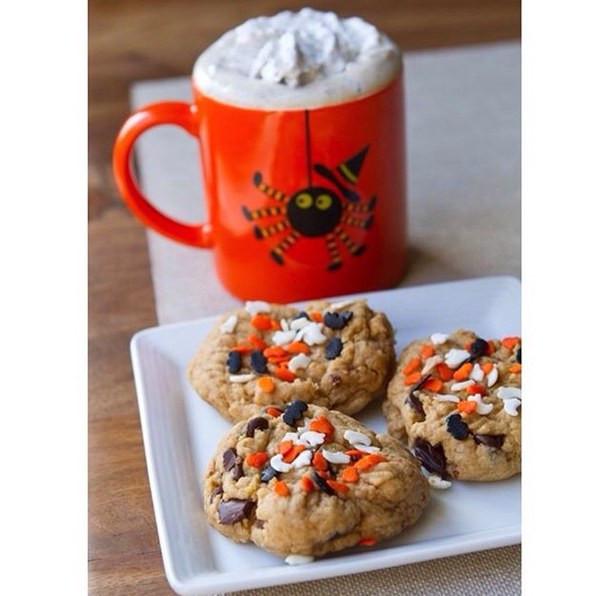 Halloween Coffee Drinks  Halloween image by loren on Favim