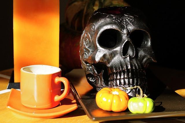 Halloween Coffee Drinks  Halloween Coffee eat & drink