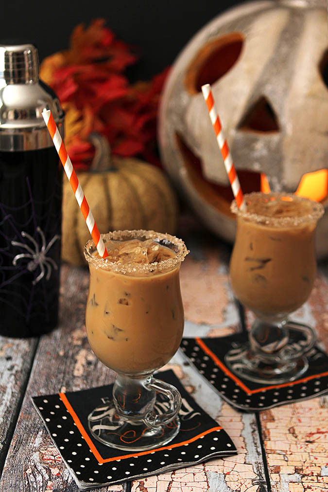 Halloween Coffee Drinks  9 Hauntingly Hot Halloween Cocktail Recipes