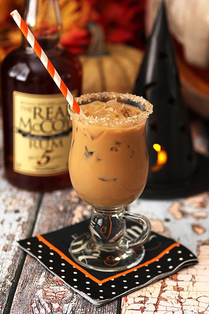 Halloween Coffee Drinks  The Halloween Express