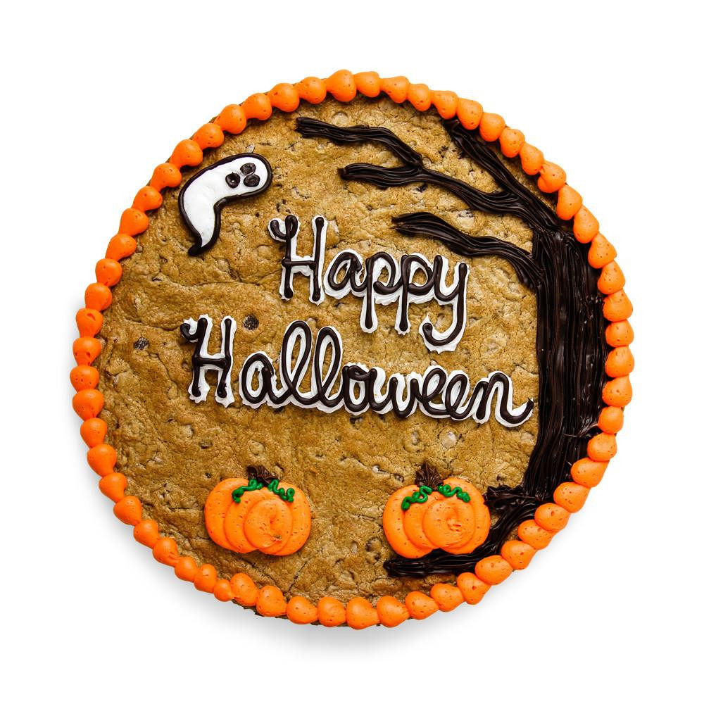 Halloween Cookie Cakes  Halloween Cookie Cake – The Great Cookie